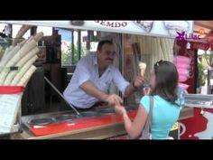 ice-cream show