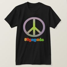 Shop Peace sign and Georgian text მშვიდობა T-Shirt created by ZierNorShirt. Personalize it with photos & text or purchase as is! Script Alphabet, Foreign Words, Word Sentences, Green And Purple, American Apparel, Peace, Georgian Language, Fabric, Mens Tops