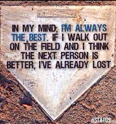 Best Ideas For Sport Motivation Quotes Softball Truths Best Ideas For Sport Motivation QuotYou can f. Baseball Quotes, Baseball Boys, Softball Players, Girls Softball, Fastpitch Softball, Baseball Games, Softball Stuff, Baseball Stuff, Motivational Softball Quotes