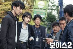 Voice Kdrama, Lee Jin Wook, Korean Actors, Korean Drama, Actors & Actresses, The Voice, Behind The Scenes, In This Moment, Dramas