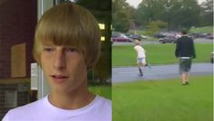 #Teen Gets #Bullied on Camera During Local News Story About #Bullying. Aren't we all #Human w/ #Compassion?