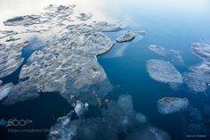 Frozen lake by nataliya_petrenko