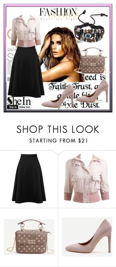 """""""SheIn 6"""" by dinka1-749 ❤ liked on Polyvore featuring Disney, Miss Selfridge and Wet Seal"""