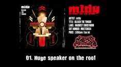 MDSTCD034 m1dy - BLEACH THE TONGUE [SPEEDCORE]