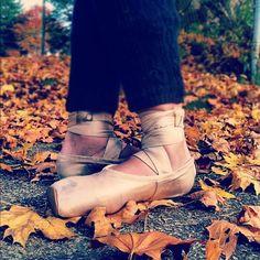 #ballet #pointe #poi
