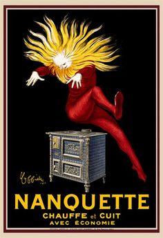 Title: Chauffe Nanquette    Artist: Cappiello    Circa: 1925    Origin: France