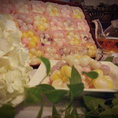폐백,꽃떡,봄날의신부,Korean traditional wedding, paebaek, rice cake, flower cake