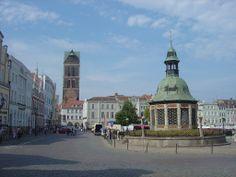 Wismar marketplace