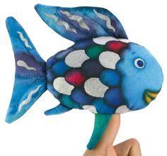Vingerpop, De mooiste vis van de zee