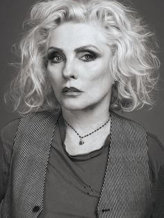 """""""I don't know if there's anything that's radical enough for me."""" — Debbie Harry"""