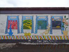 Berlin graffitti