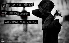 lost love quotes - Google Search