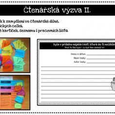 Produkt - Čtenářské výzvy II. Map, Literatura, Location Map, Maps