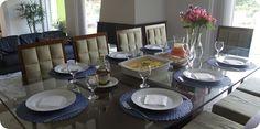 By Bianca Condé - Blog de Moda, Beleza, Viagens, Receitas, Decoração... : Montando a Mesa: Almoço Prático e Bonito
