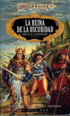La reina de la oscuridad - Crónicas de la Dragonlance, Libro III - (Margaret Weis y Tracy Hickman)
