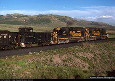 RailPictures.Net Photo: DRGW 3094 Denver & Rio Grande Western Railroad EMD GP40-2 at Soldier Summit, Utah by James Belmont
