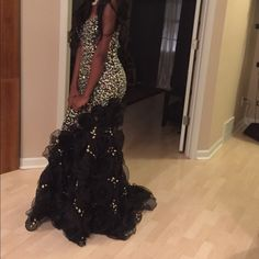 Prom dress size 2 Worn for two hours, really beautiful dress. Offers accepted Dresses Prom