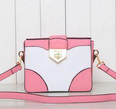 Prada Saffiano Leather Flap Bag BN5045 Pink Prada Bag, Prada Handbags, Leather Handbags, Prada Saffiano, Leather Handle, Shoulder Strap, Shoulder Bags, Purses, Pink