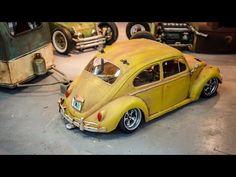 RC Everyday - YouTube Gas Powered Rc Cars, Custom Campers, Camper Trailers, Tamiya, Beetle, Volkswagen, Youtube, June Bug, Beetles