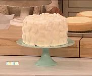 Strawberry Cream Cake Recipe | Martha Stewart