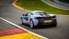 2017 McLaren 570S Track Pack review: Unicorn matter included | DRIVETRIBE