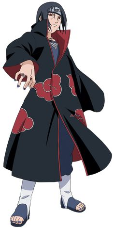 Itachi Uchiha (うちはイタチ|Uchiha Itachi) was one of the supporting characters in the Naruto franchise. He was an ANBU Captain and a prodigy from Konohagakure's famed Uchiha clan. He had joined the criminal organization Akatsuki to serve as a double-spy, to later become an S-rank missing-nin as he participated in murder of his entire clan on orders from higher-ups, in what would become known as the Uchiha clan massacre, defecting from the village subsequently. He is Sasuke's older brother…