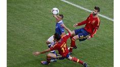 Spanien - Italien 1:1