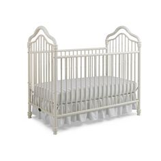 found it at wayfair angelina traditional iron crib
