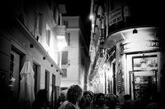 Malaga by night 2