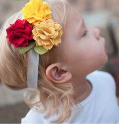 Tiara Floral Verao