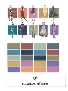 los colores que veremos este invierno..¡
