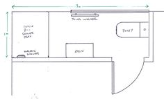 En Suite Plan With Bathroom Installation step by step instructions