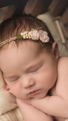 Headband Tutorial, Diy Headband, Flower Girl Headbands, Newborn Headbands, Baby Hair Clips, Hair Bows, Girl Hair Dos, Newborn Tieback, Baby Poses
