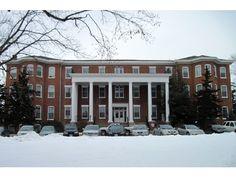 I love my dorm so much. Sibley Hall Lindenwood University