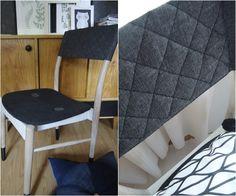 czas oscrapowany: Przeróbka krzesła