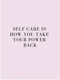 Skincare is a huge part of my self-care, but not for the reasons that you may think. Motivacional Quotes, Care Quotes, Words Quotes, Wise Words, Sayings, Epic Quotes, Dream Quotes, Qoutes, Skins Quotes