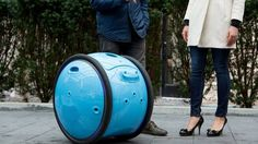 The company behind Vespa built a cargo robot that follows you around Read more Technology News Here --> http://digitaltechnologynews.com In the future we won't just have autonomous drones zooming around over our heads we'll share the sidewalks with rolling robots tasked with delivering our groceries and carrying our stuff. A new robot from Piaggio (best known for Vespa scooters) keeps the autonomous focus firmly on solid ground. The company's fledgling autonomous mobility division Piaggio…