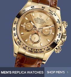 Mens Rreplica Watches