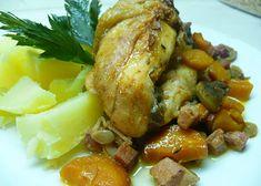 Chicken Wings, Pork, Turkey, Meat, Ethnic Recipes, Kale Stir Fry, Turkey Country, Pork Chops, Buffalo Wings