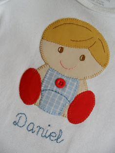 ou sastrecilla corajoso: Menino camisa barco