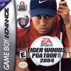 Complete Tiger Woods PGA Tour 2004 - Game Boy Advance