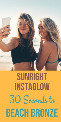 SUNRIGHT® INSTA GLOW Want a beautiful, golden glow all year round? No matter the season, you can give your skin an instant, sun-kissed finish with Sunright® Insta Glow—no sun required. Formulated for face and body, this tinted gel builds over time, giving you a deeper, natural-looking tan as it fully develops. Sunright® Insta Glow is extremely low-odor, and effortlessly glides onto your skin for smooth and even application.