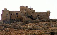 Santa Caterina Castle Favignana
