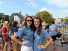 Kappa Delta at Villanova University #KappaDelta #KD #America #sorority #Villanova