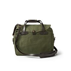 FILSON Briefcase Computer Bag.