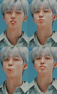 another blue boy here~ Sehun, Ntc Dream, Nct Dream Jaemin, Na Jaemin, Wallpaper Iphone Cute, Blue Aesthetic, Winwin, Boyfriend Material, Taeyong