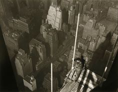 A photo by Lewis Hine, photographer and social scientist :D