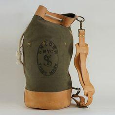 Details x Cfda Todd Snyder Customized Men's Duffle Bag | eBay