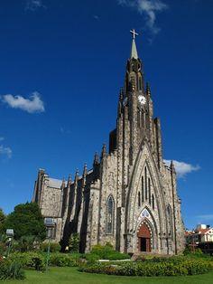 Stone Church - Canela - Rio Grande do Sul - Brasil