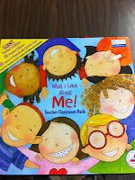great lesson plan for talking about self esteem with younger students in social skills group